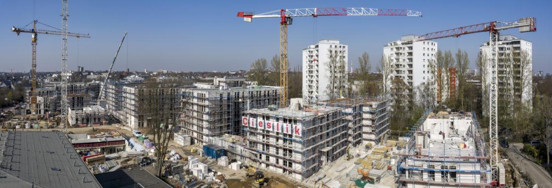 Bauprojekt in Essen, Henri-Dunant-Str